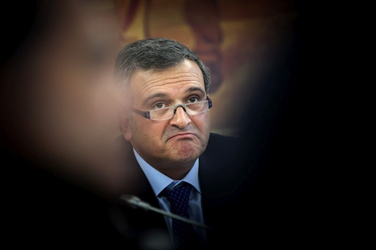 Miguel Relvas pede a demissão